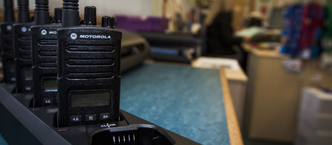 Motorola Two-way Radio Fleet Rental Delaware
