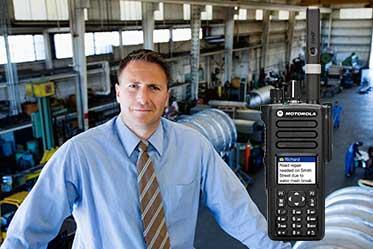 Delmarva Communications Motorola Two-Way Radio Solutions